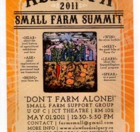 - Small Farm summit 2011 -